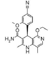 Kerendia Chemical Structure