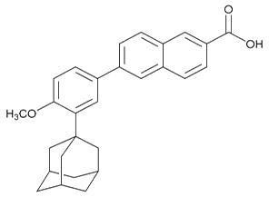 adapalene-structure