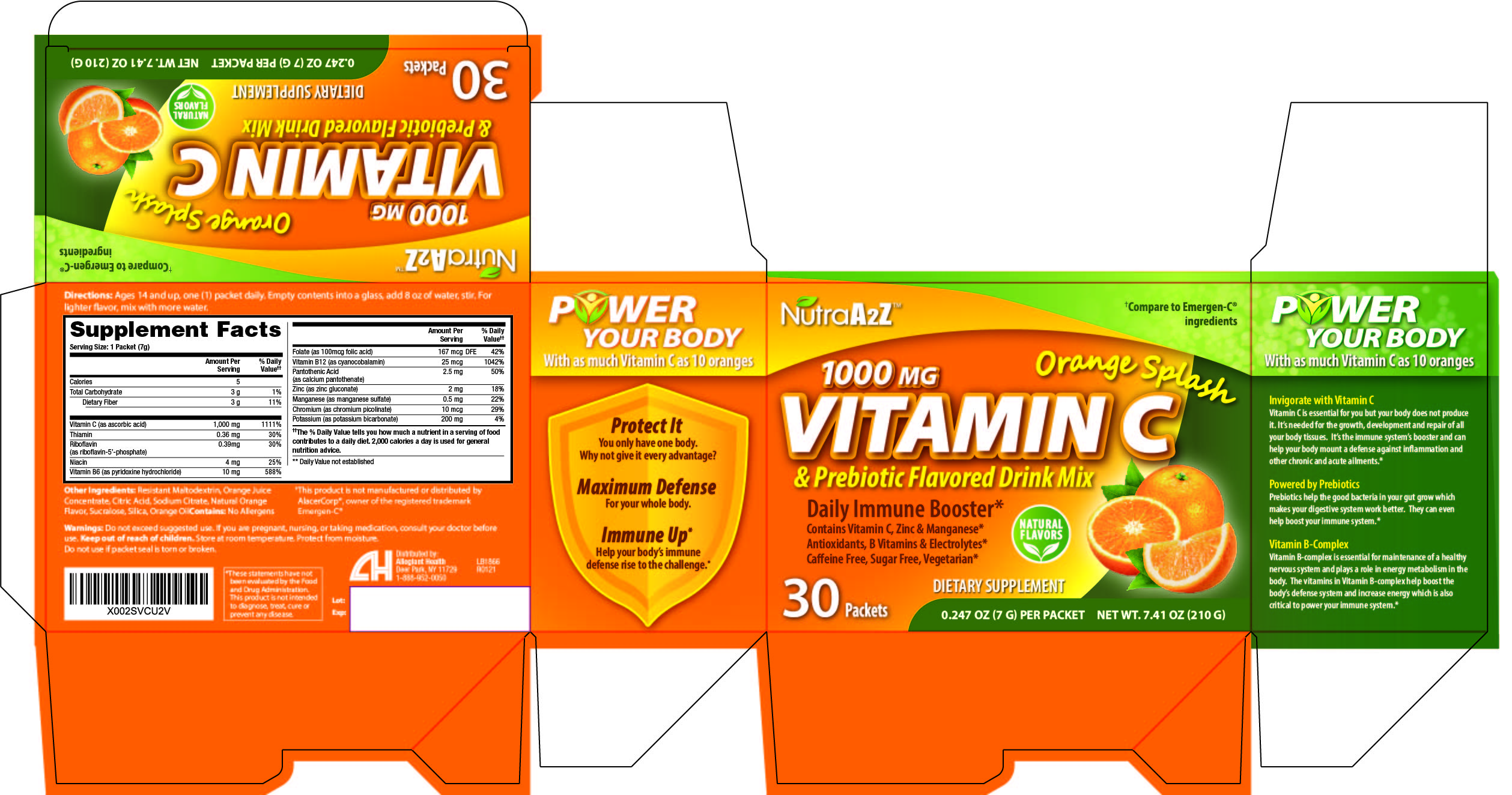 Vitamin C Carton