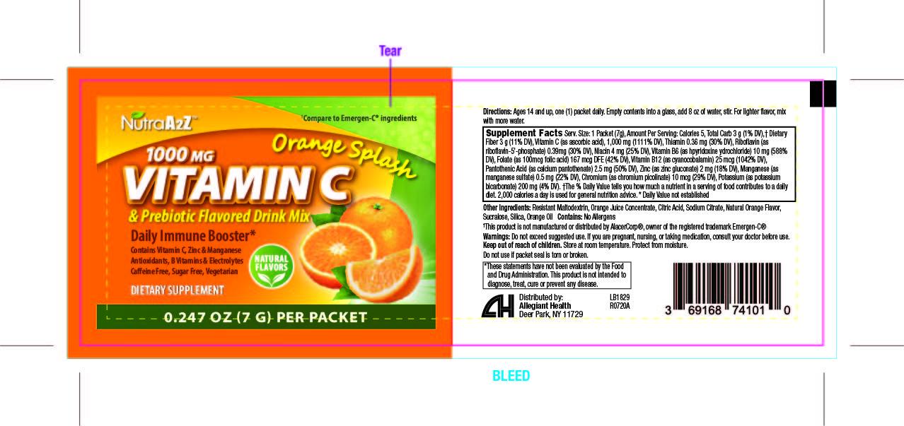 Vitamin C Pouch