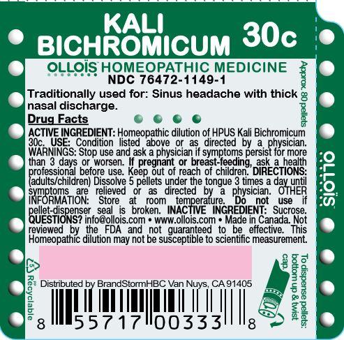 Kali Bichromicum 30c