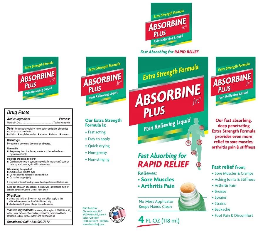 Absorbine Jr. Plus Carton