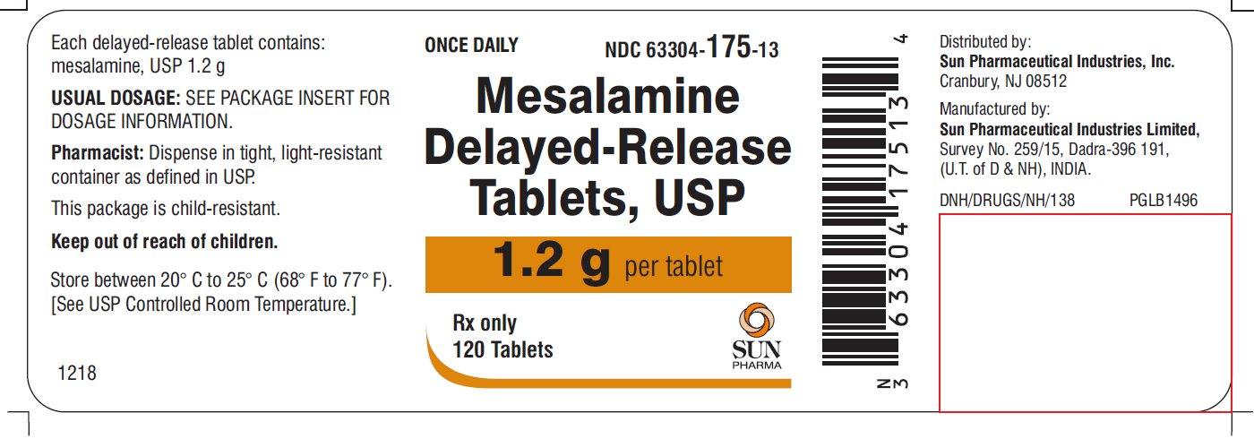 spl-mesalamine-1.2g-label