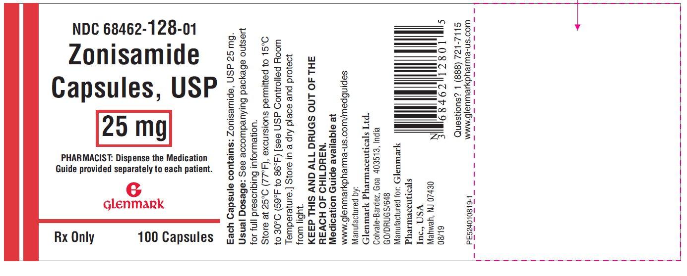 Label25mg100s