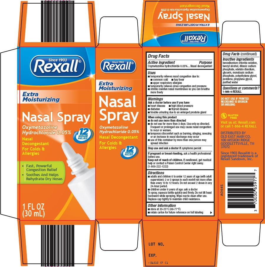 nasal spray image
