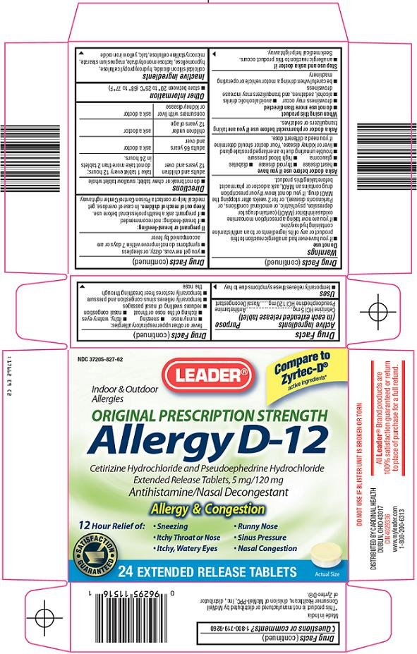 Allergy D-12 Carton