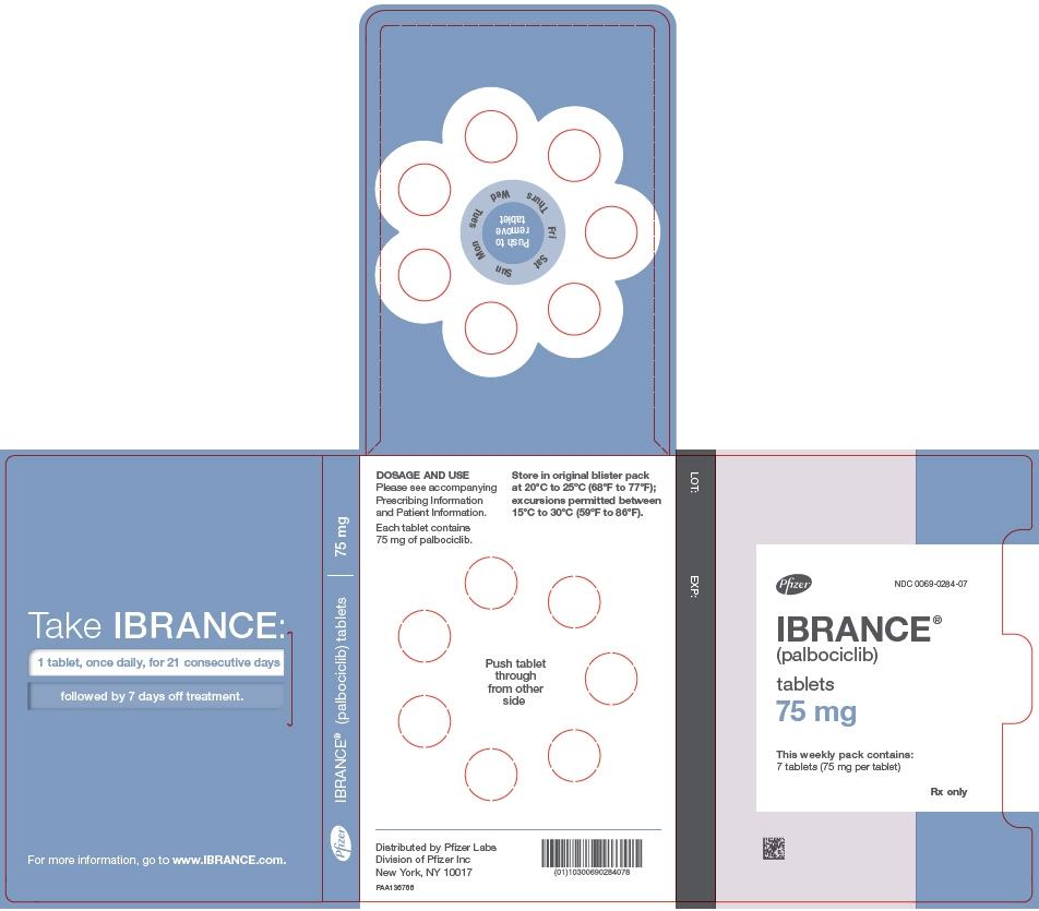 PRINCIPAL DISPLAY PANEL - 75 mg Tablet Dose Pack