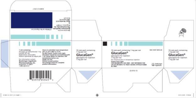Carton - 10 Vials