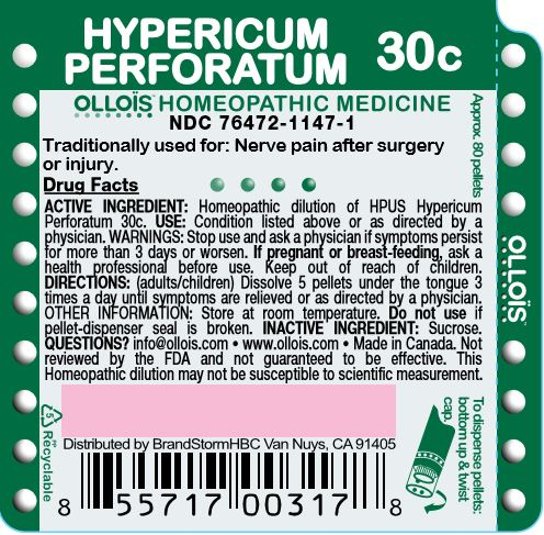 Hypericum Perforatum 30c